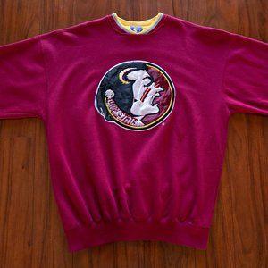 Vintage Starter FSU Florida Seminoles Sweatshirt